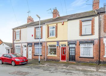 Thumbnail 2 bed terraced house to rent in Clarence Street, Wolstanton, Newcastle