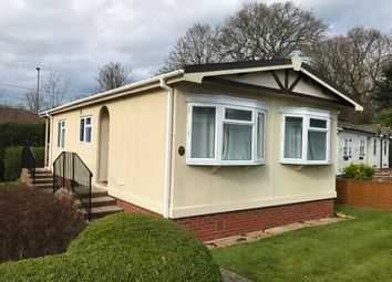 Thumbnail 2 bed mobile/park home for sale in Fordbridge Park, Fordbridge Road, Sunbury-On-Thames