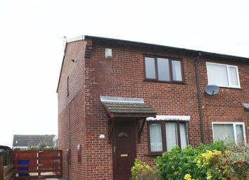 Thumbnail 2 bedroom semi-detached house to rent in Souldern Way, Meir Hay, Stoke-On-Trent