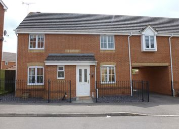 Thumbnail 4 bed link-detached house for sale in Fawn Crescent, Hedge End, Southampton