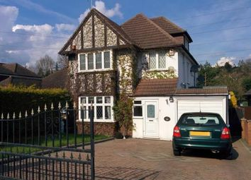 Thumbnail 5 bed detached house for sale in Brookdene Avenue, Watford, Hertfordshire