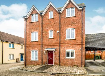 Thumbnail 4 bedroom detached house for sale in Leys Close, Aylesbury