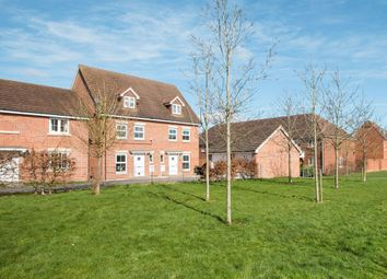 Thumbnail 3 bed semi-detached house to rent in Horse Guards Way, Thatcham