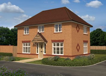 """Thumbnail 3 bed detached house for sale in """"Amberley"""" at Balcombe Road, Haywards Heath"""
