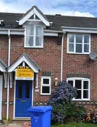 Thumbnail 3 bed terraced house to rent in Sir Issac Newton Drive, Wyberton, Boston