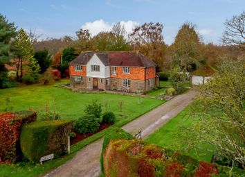 Thumbnail 4 bed detached house for sale in London Road, Uckfield, East Sussex