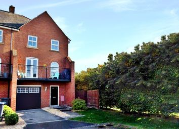 Thumbnail 3 bed end terrace house for sale in Hillier Road, Devizes