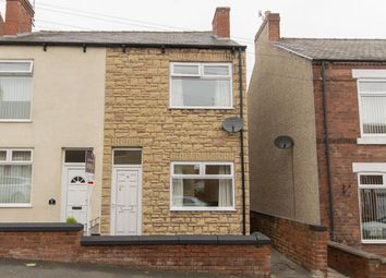 2 bed semi-detached house for sale in Central Street, Hasland, Chesterfield S41