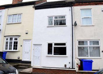 Thumbnail 3 bedroom terraced house to rent in Burns Street, Ilkeston, Derbyshire