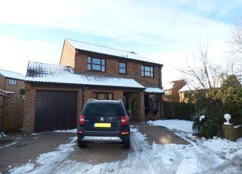 Thumbnail 4 bedroom detached house for sale in Hatchlands, Great Holm, Milton Keynes, Buckinghamshire