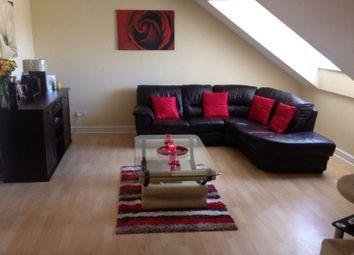 Thumbnail 2 bed flat to rent in Kremlin Drive, Liverpool