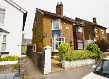 Thumbnail 3 bed semi-detached house for sale in Lower Fant Road, Maidstone