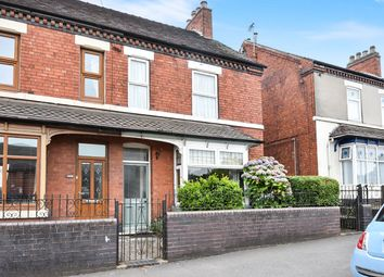 Thumbnail 2 bed terraced house for sale in Horninglow Road North, Burton-On-Trent