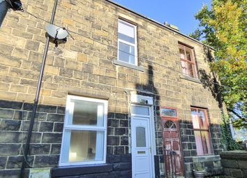 Thumbnail 1 bed terraced house for sale in Woodville Grove, Cross Roads, Keighley, West Yorkshire