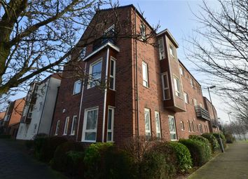 Thumbnail 2 bed flat for sale in Davy Road, Allerton Bywater, West Yorkshire