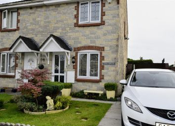 Thumbnail 2 bed semi-detached house for sale in Parc Morlais, Llangennech, Llanelli