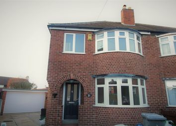Thumbnail 3 bed semi-detached house to rent in Westfield Drive, York