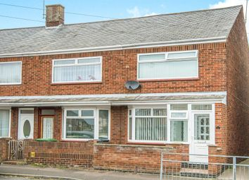 Thumbnail 3 bed end terrace house for sale in Alderson Road, Great Yarmouth