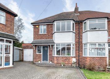 Chepstow Grove, Rednal, Birmingham B45. 3 bed semi-detached house for sale