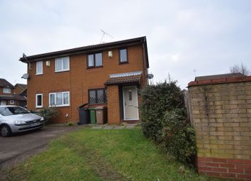 Thumbnail 1 bed property to rent in Dexter Close, Luton