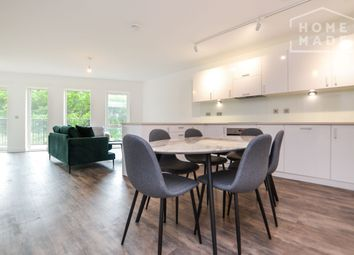 Thumbnail 3 bed flat to rent in Millet Place, Royal Docks