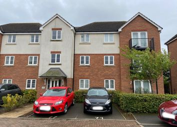 Thumbnail 2 bed flat for sale in Seashell Close, Allesley, Coventry