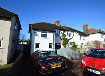 Thumbnail 3 bed semi-detached house for sale in Goodwin Road, Waddon, Croydon