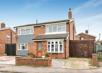 Thumbnail 3 bed semi-detached house for sale in Bents Close, Clapham, Bedford