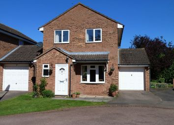 Thumbnail 4 bed detached house for sale in Tall Elms Close, Churchdown, Gloucester