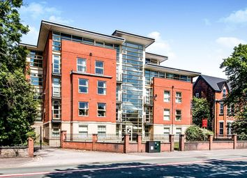 Thumbnail 2 bed flat for sale in Anson Road, Victoria Park, Manchester