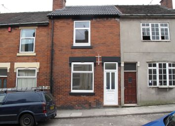 Thumbnail 2 bed terraced house to rent in Whatmore Street, Stoke-On-Trent