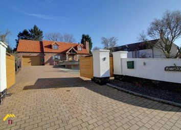 Thumbnail 4 bed detached house for sale in Low Pasture Lane, Retford