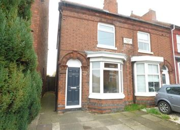 Thumbnail 2 bed semi-detached house for sale in Moira Road, Donisthorpe, South Derbyshire