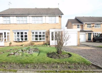 3 bed semi-detached house for sale in Oxenton Croft, Halesowen B63