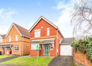 Thumbnail 3 bedroom detached house for sale in Ivy House Paddocks, Ketley, Telford