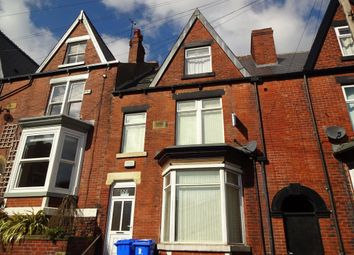 Thumbnail 6 bed terraced house for sale in Hunter House Road, Sheffield