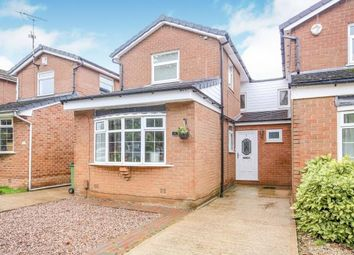 Thumbnail 3 bed link-detached house for sale in Ladybower, Cheadle Hulme, Cheshire