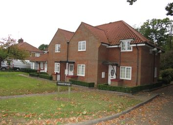Thumbnail 2 bed flat for sale in Perrywood, Walden Road, Welwyn Garden City