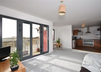 Thumbnail 2 bedroom flat for sale in Fishermans Way, Marina, Swansea