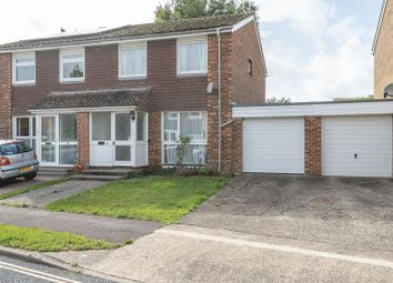 Thumbnail 3 bedroom semi-detached house for sale in Little Breach, Chichester