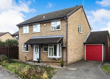 Thumbnail Detached house for sale in Threave Court, Longthorpe, Peterborough