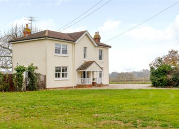 Thumbnail 5 bed detached house for sale in Wivenhoe Road, Alresford, Colchester