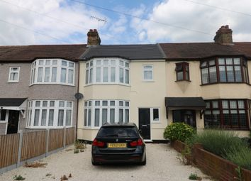 Thumbnail 4 bedroom terraced house to rent in Gorseway, Romford