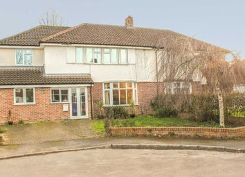 Thumbnail 5 bed semi-detached house for sale in Macaulay Avenue, Esher