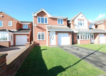 Thumbnail 3 bed detached house for sale in Priory Grange, Blyth