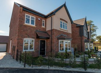 "Thumbnail 4 bed detached house for sale in ""Calver"" at Starflower Way, Mickleover, Derby"