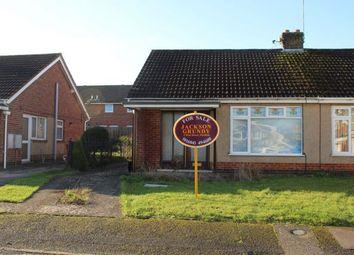 Thumbnail 2 bed semi-detached bungalow for sale in Oundle Drive, Moulton, Northampton