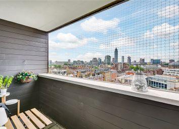 Thumbnail 1 bed flat for sale in Hide Tower, Regency Street, London