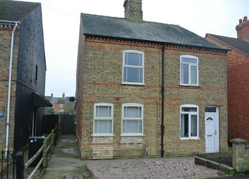 Thumbnail 2 bed semi-detached house for sale in Stanley Street, Bourne, Lincolnshire
