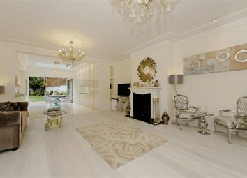 Thumbnail 4 bed flat for sale in Garden Apartment, College Crescent, Belsize Park